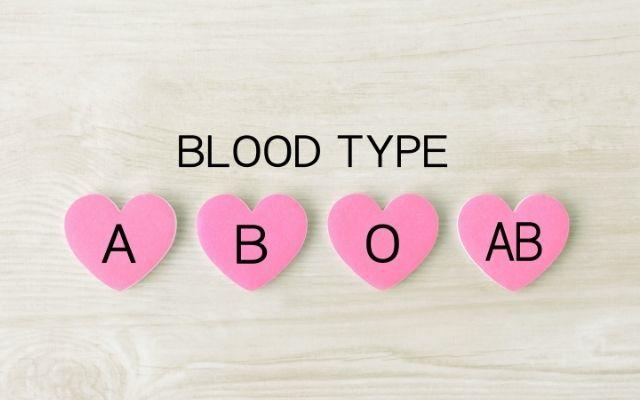 血液型別の略奪愛攻略法