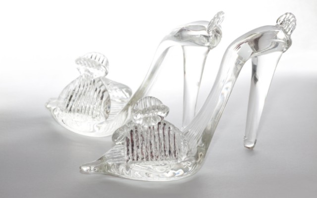 ガラスの靴の待ち受けで結婚相手と巡り合える